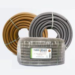 Eletroduto Corrugado Flexível Ecológico Leve 320N